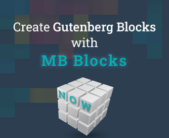 Create Gutenberg Blocks with MB Blocks