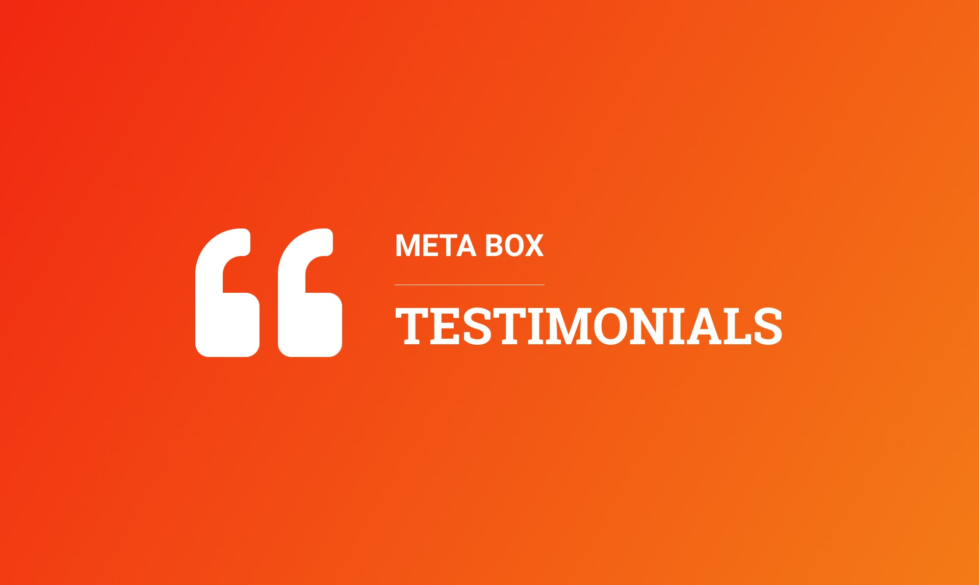 MB Testimonials