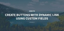 How to Create Buttons with Dynamic Link using Custom Fields