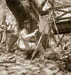 С.Н. Рерих. Наггар. 1937