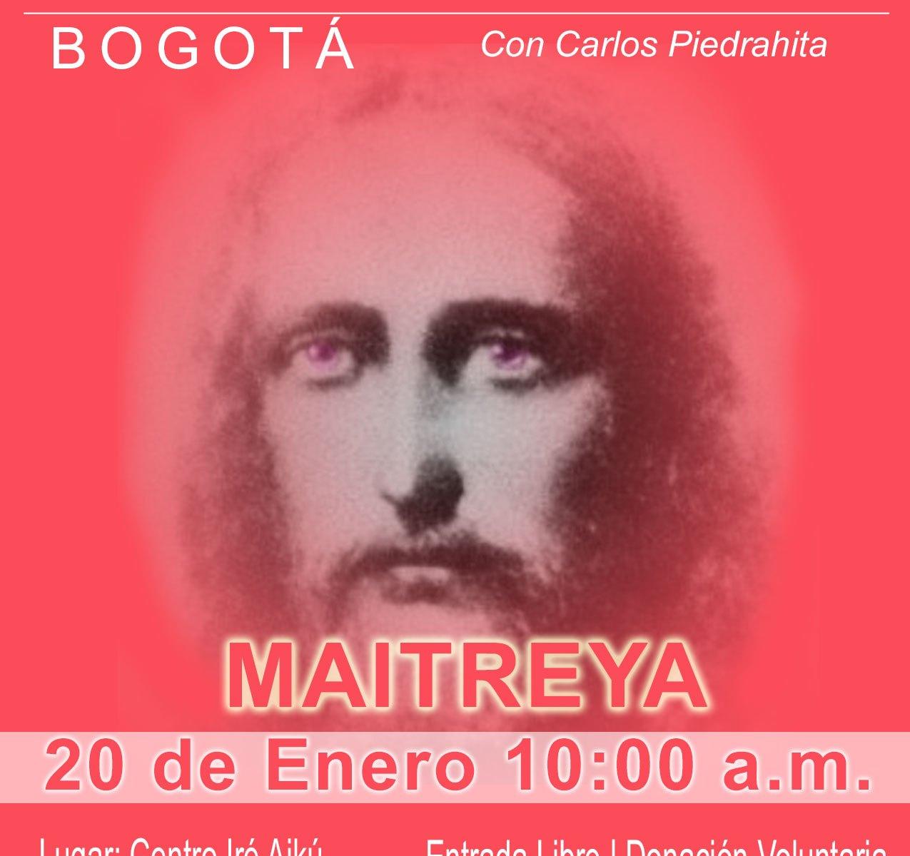 Maitreya - Espiritu Envolvente 2019