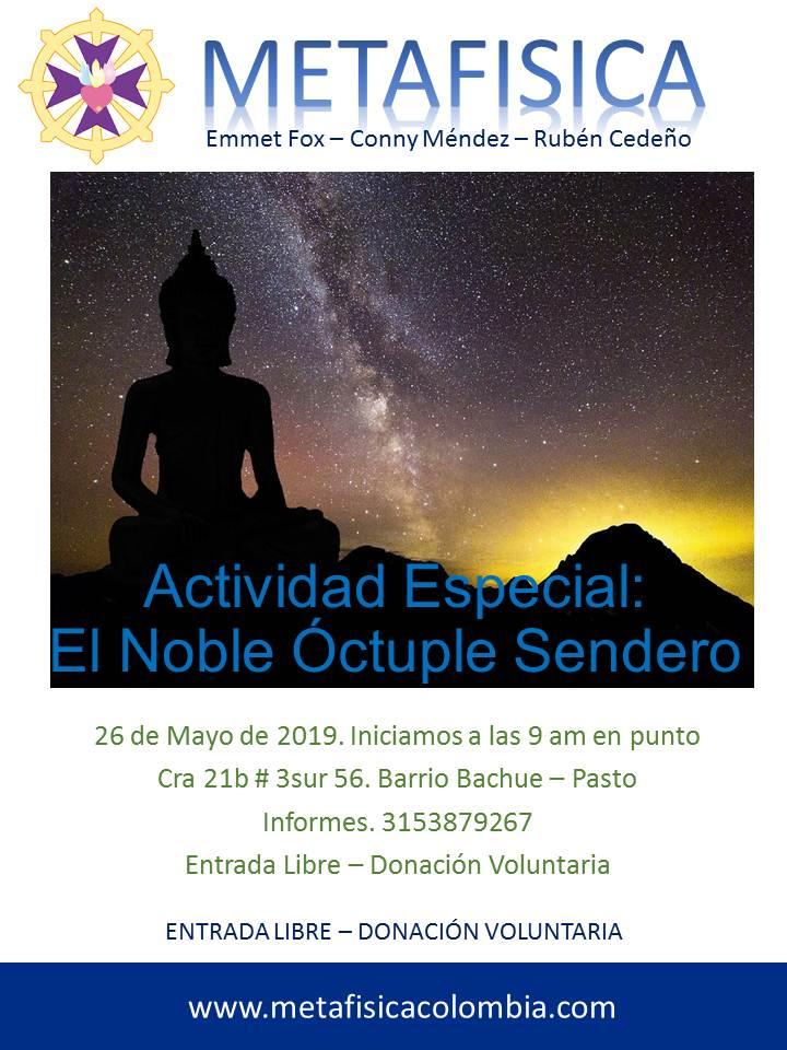 Metafísica Colombia Enseñanza Espiritual Linea Emmet Fox Conny