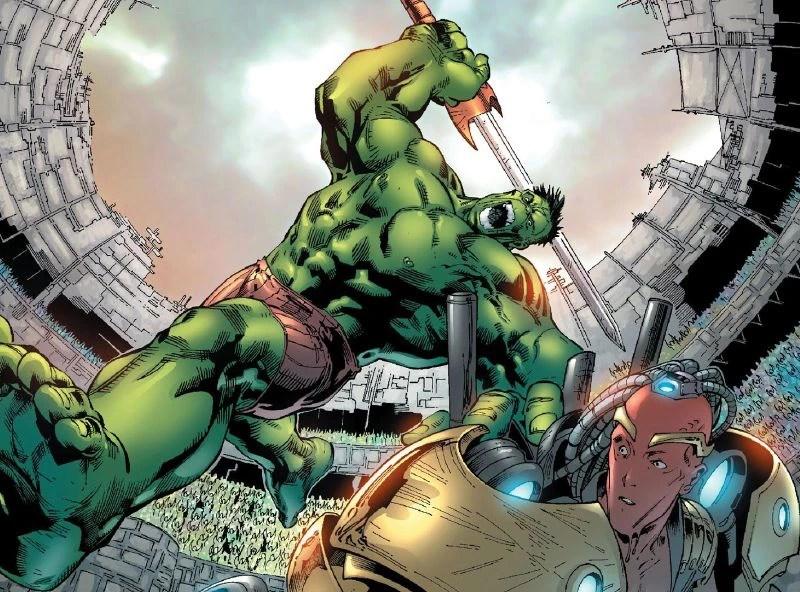 planeta hulk-quadrinho-rei-vermelho