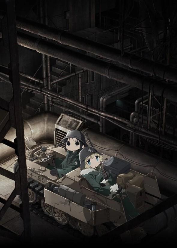 shoujo-shuumatsu-ryokou-girls-last-tour-poster-top 10 novos animes