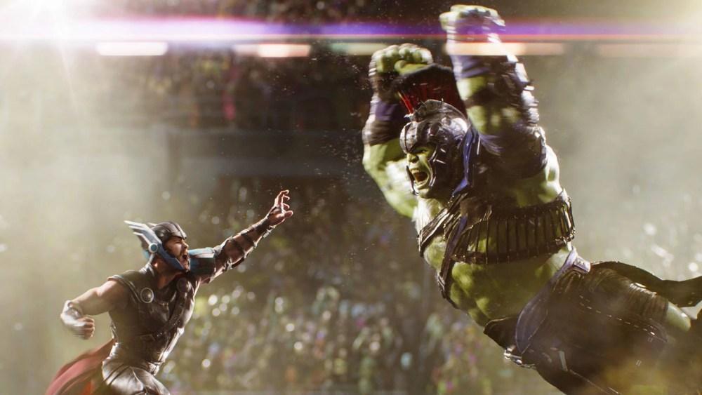 thor-vs-hulk-thor: ragnarok