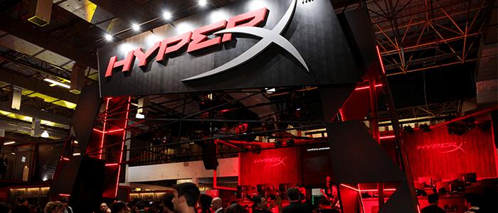 A HyperX está confirmada na BGS2018