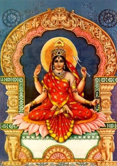 Bhuvaneshvari ensayo 1