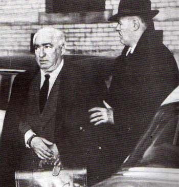 Wilhelm Reich detenido