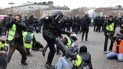 Répression des Gilets jaunes: l'ONU dénonce - Pars Today