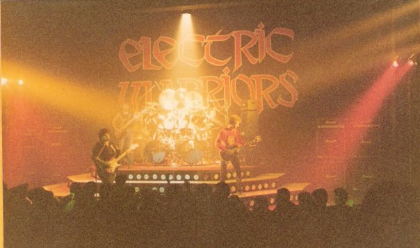 Electric Warriors La Cite 7