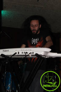 Wissam Mousa - Qantara's Keyboardist