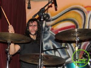 Aly Akl - Qantara Drummer