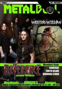 Metal Bell Magazine - Issue 2