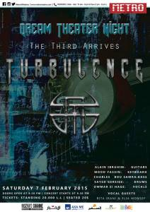 Turbulence The Third Arrival