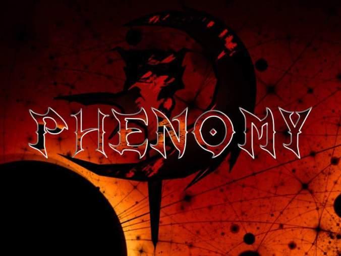 phenomy cover