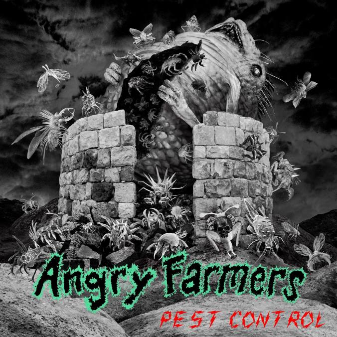 ANGRY FARMERS a New Lebanese Band