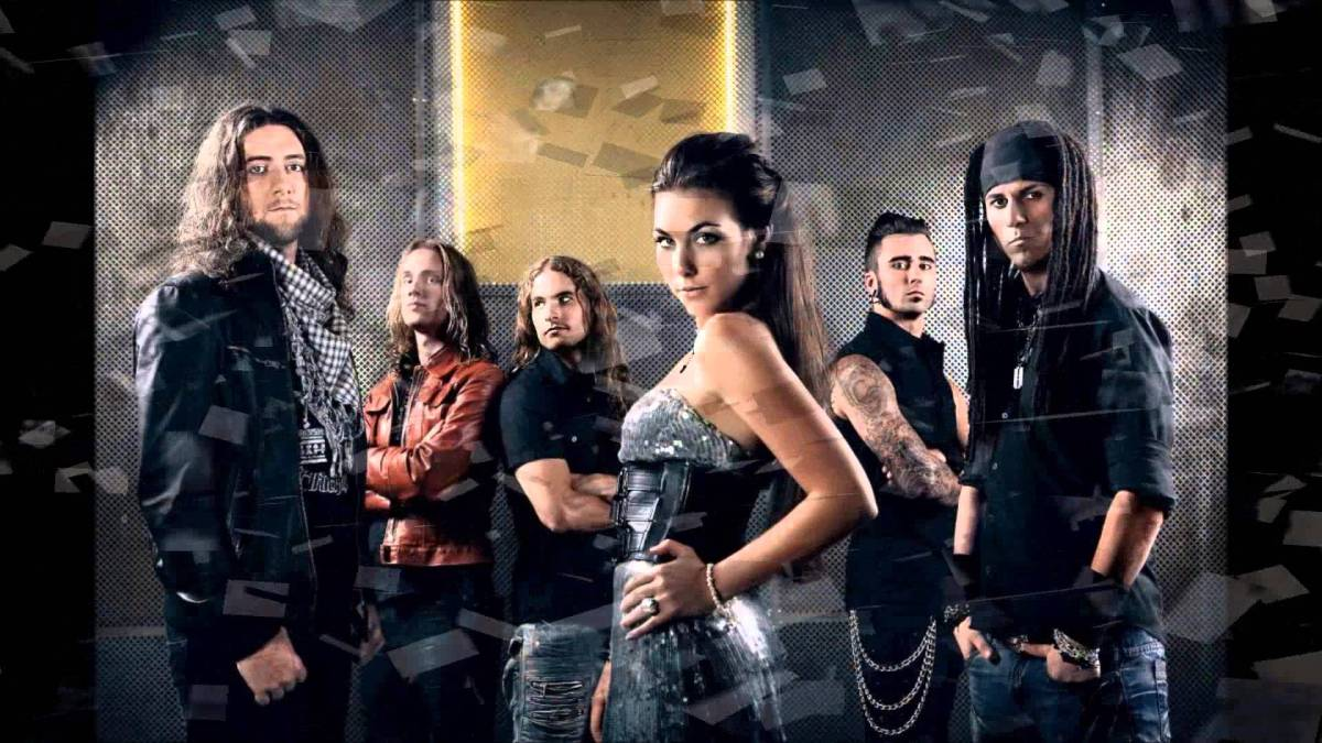 AMARANTHE - 'Drop Dead Cynical' Single Set For September 9