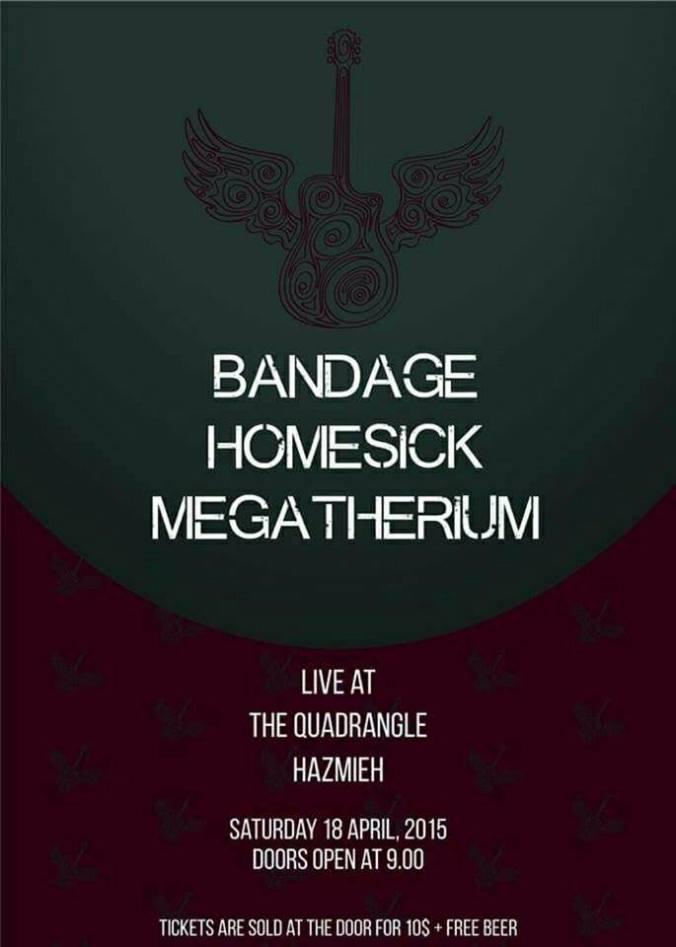 Bandage Homesick megatherium