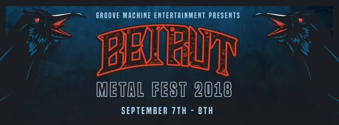Beirut Metal Fest 2018