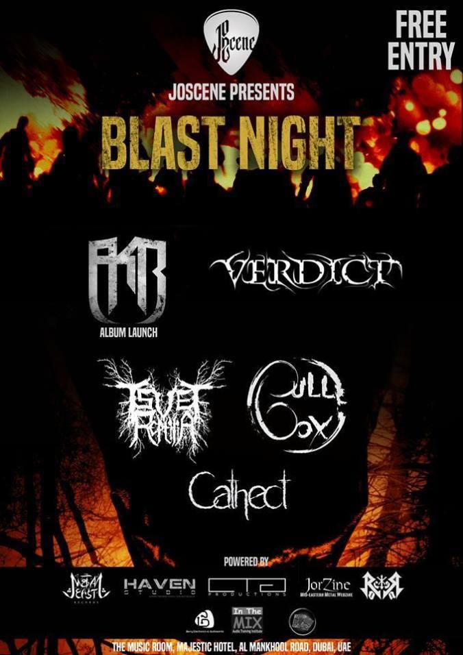 Blast Night