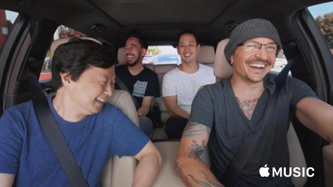 Linkin Park Carpool Karaoke