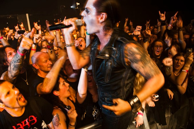 Satyricon Frontman has been diagnosed with brain tumour