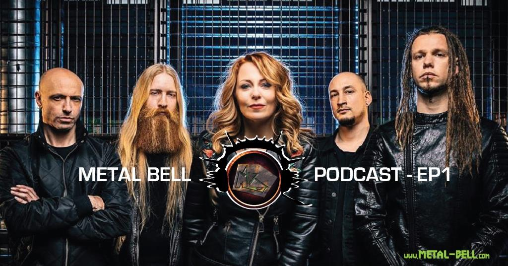 Interview with ANNEKE VAN GIERSBERGEN of VUUR - Ep 1 - Metal Bell Podcast