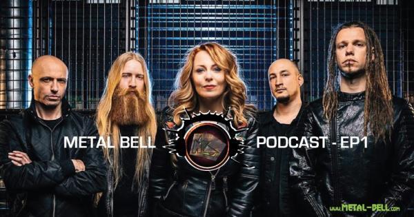 Interview with ANNEKE VAN GIERSBERGEN of VUUR - Ep 1 - Metal Bell Podcast