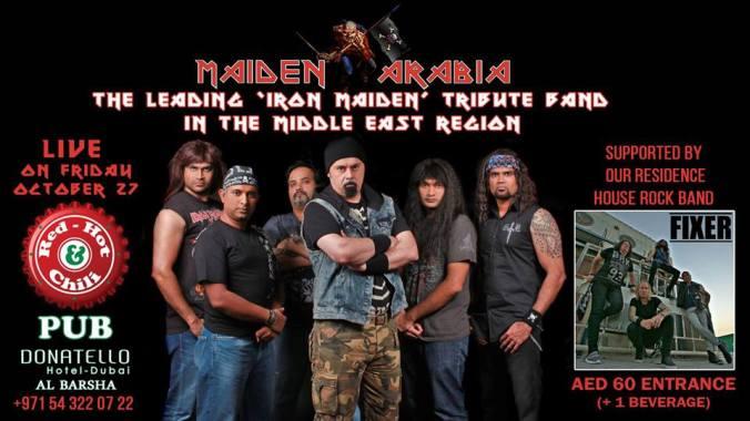 Iron Maiden Tribute Night