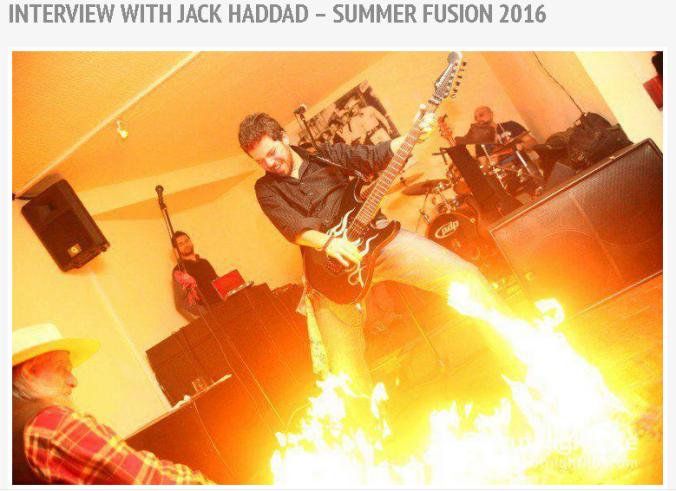 Summer Fusion 2016