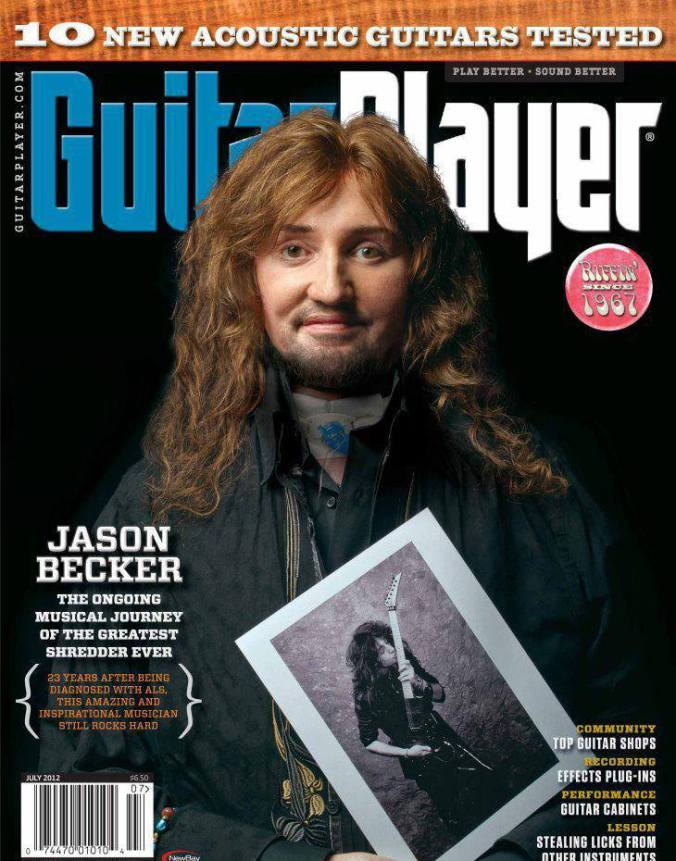 Jason Becker NEW ALBUM