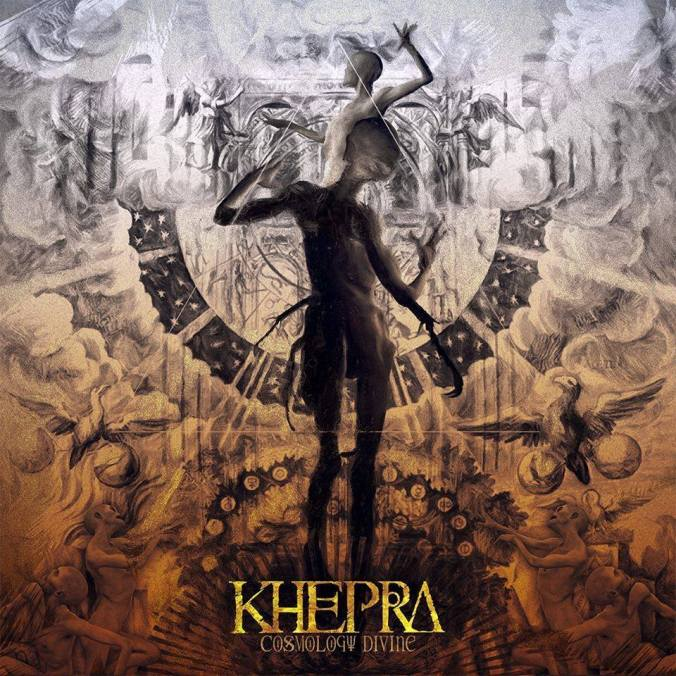 Khepra's Cosmology Devine Album Cover