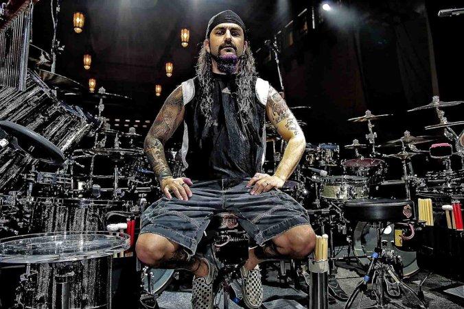 Mike Portnoy Drums