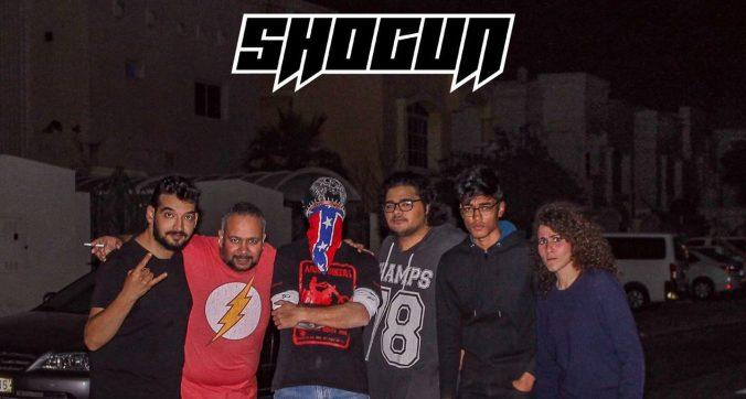 Metal Night With SHOGUN