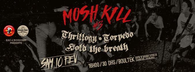 Mosh Kill 3