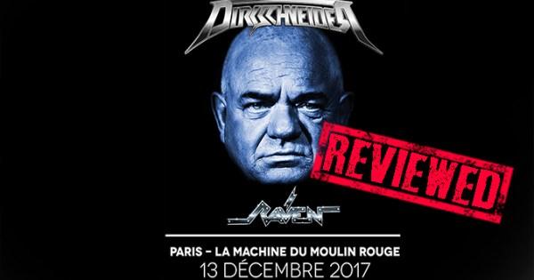 DIRKSCHNEIDER Concert Review