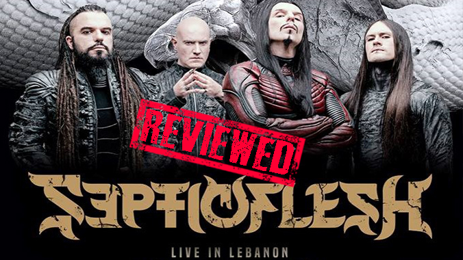 SepticFlesh Live In Lebanon REVIEW