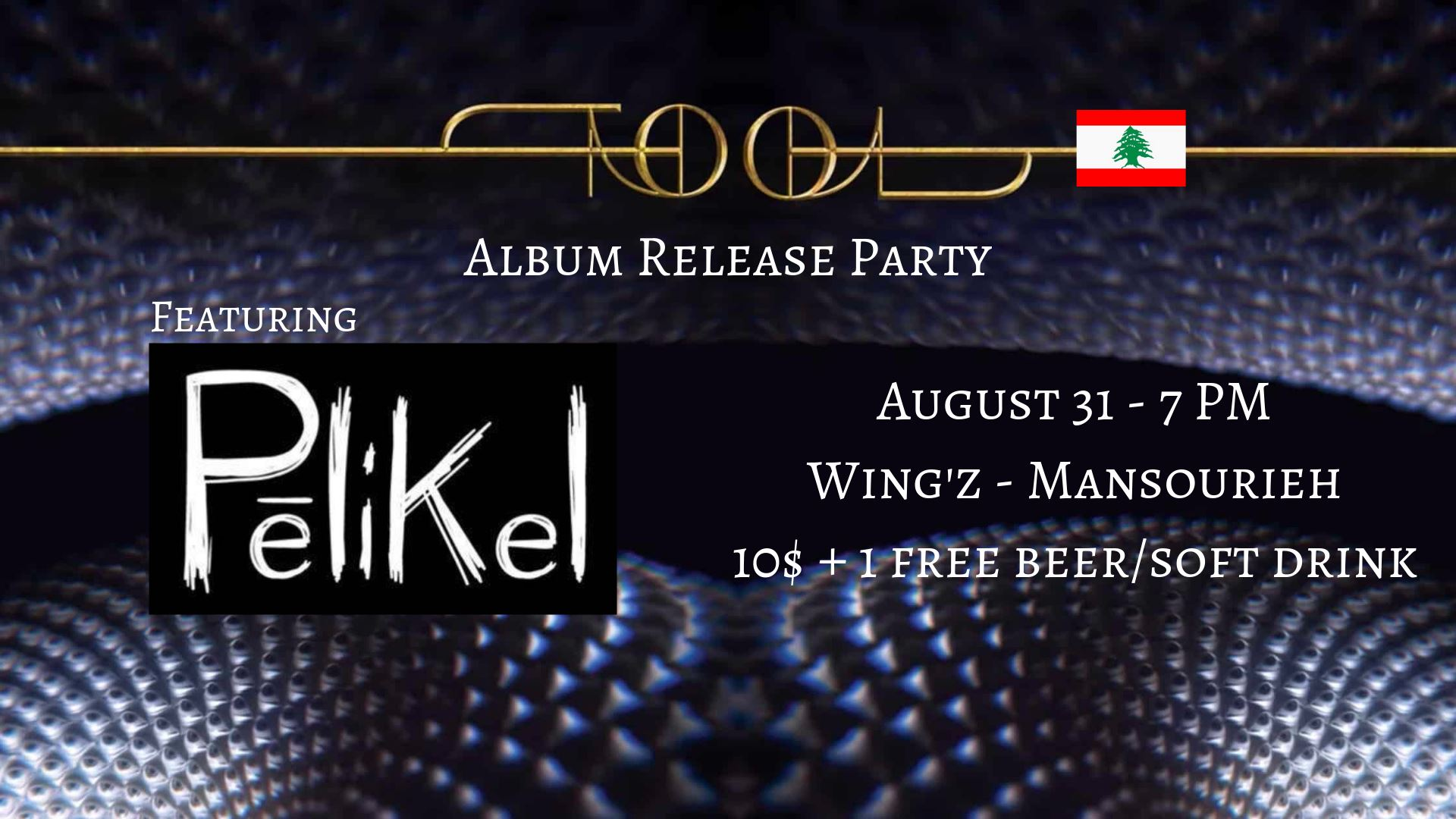 Tool Tribute Night Lebanon