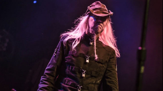 NEVERMORE Singer WARREL DANE Dies In Brazil