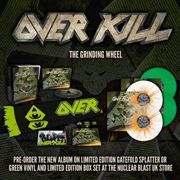overkill mean green killing machine