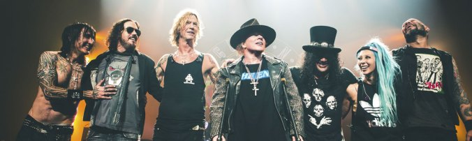 Guns N' Roses Coming to DUBAI
