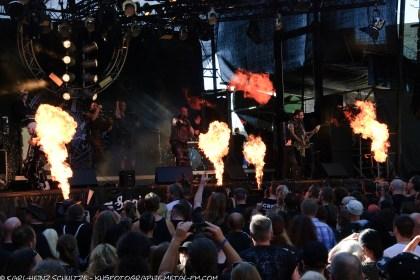 Tanzwut - Castle Rock Festival 2018
