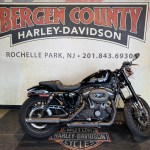 Pre Owned 2018 Harley Davidson Roadster In Rochelle Park 427935 Bergen County Harley Davidson