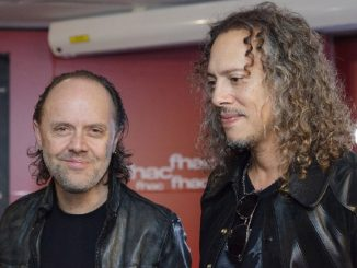 Lars Ulrich Kirk Hammett