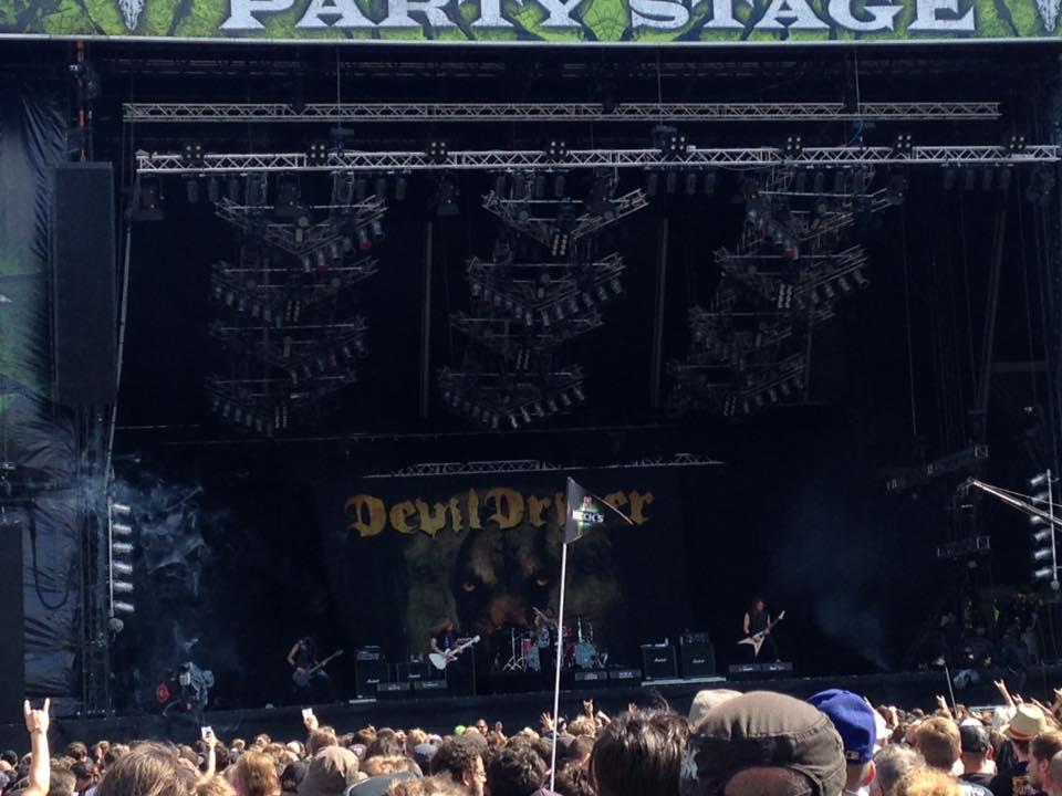 DevilDriver – Wacken 2016