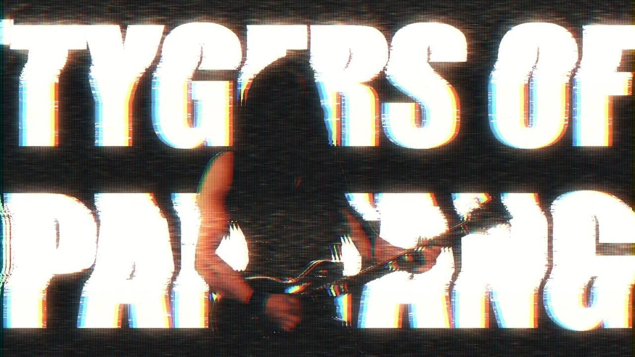 Tygers Of Pan Tang – Only The Brave musikvideo