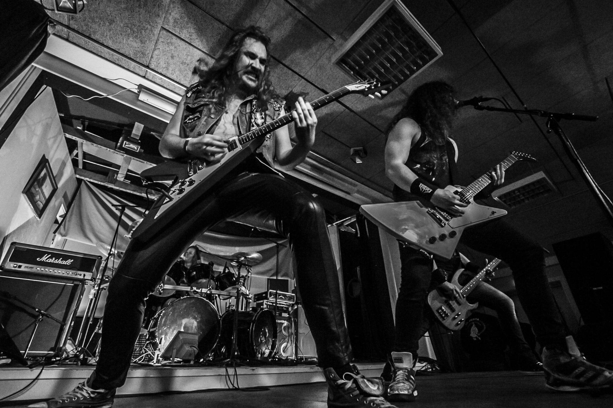 Metal i Forsamlingshuset – anmeldelse