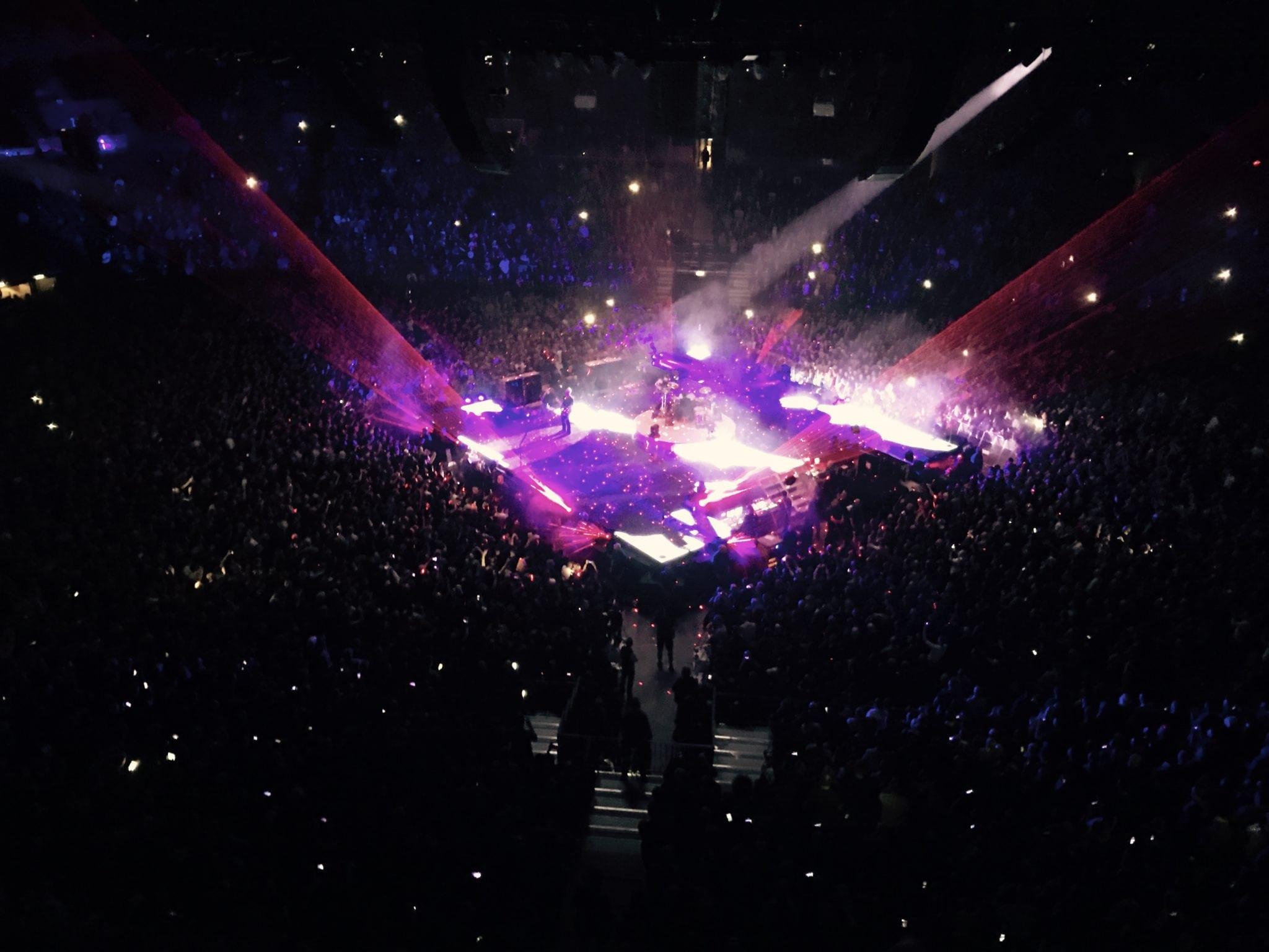 Metallica, Royal Arena, 03.02.17