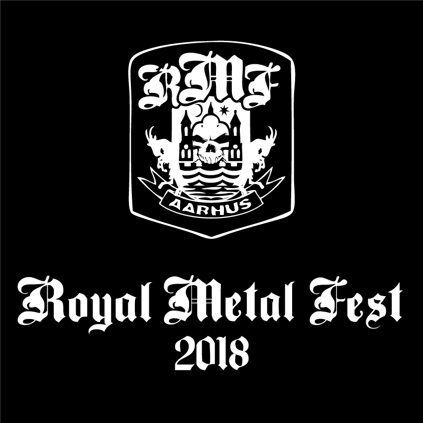 Ultrahurtig deathcore i interplanetarisk skala til Royal Metal Fest 2018
