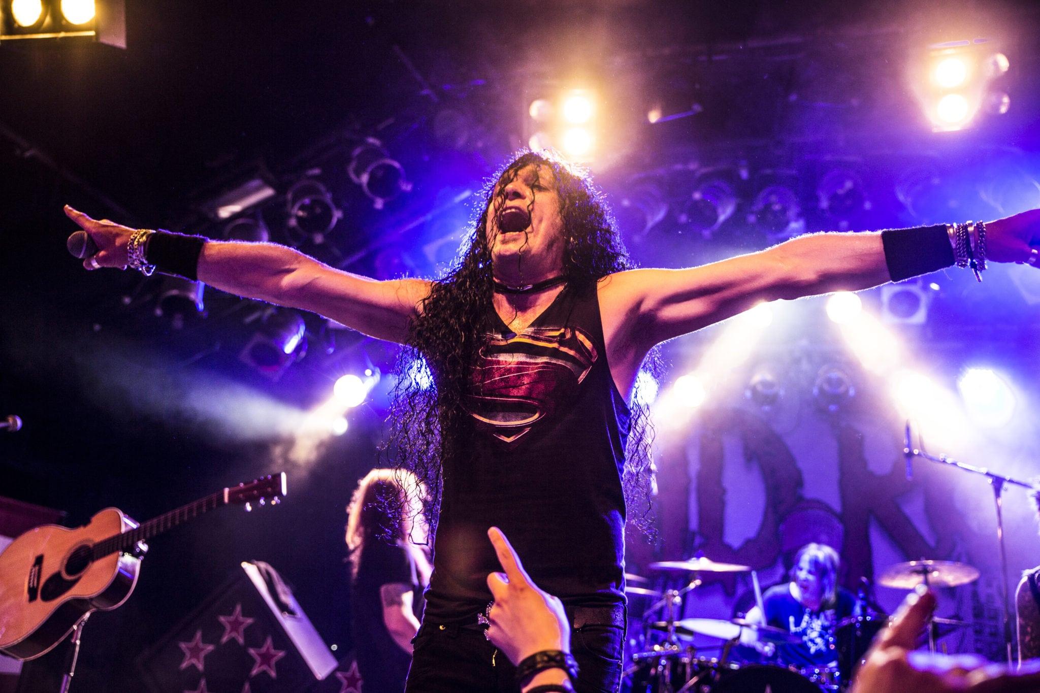 Glimrende Hard Rock-opvisning i det svenske